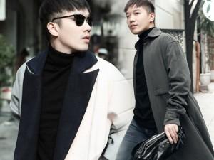 Thời trang nam - Phối đồ đông xuống phố chuẩn như stylist Lê Minh Ngọc