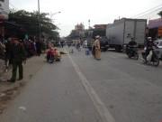 Tin tức trong ngày - Hà Nội: Nữ sinh năm cuối bị xe buýt cán tử vong tại chỗ