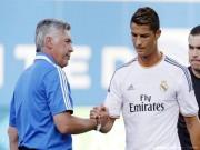 Bóng đá - Tin HOT tối 14/12: MU mời Ancelotti để câu CR7