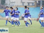 Bóng đá - Hạ U23 Việt Nam, CLB Nhật ăn mừng như vô địch