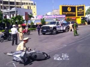 An ninh Xã hội - Khởi tố Viện trưởng VKS gây tai nạn liên hoàn ở Kon Tum