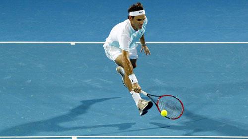 """Tennis Ngoại hạng: Federer thua """"đau"""" - 1"""