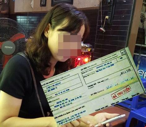 Bị lừa gần trăm triệu đồng qua Facebook - 1