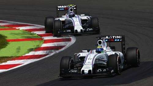 Nhìn lại F1 2015: Williams trở lại, Ferrari đen đủi (P7) - 2