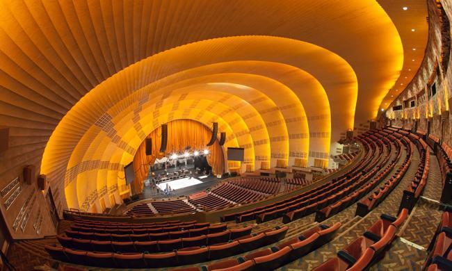 Ngỡ ngàng 10 nhà hát có kiến trúc ấn tượng nhất TG - 10