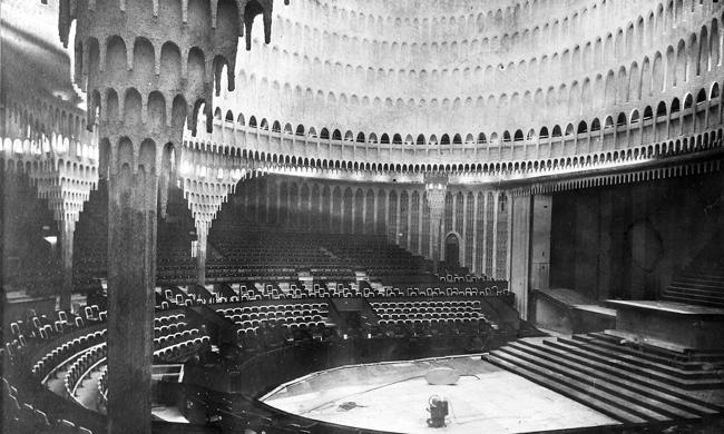 Ngỡ ngàng 10 nhà hát có kiến trúc ấn tượng nhất TG - 5