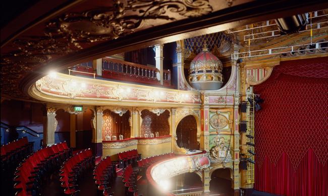 Ngỡ ngàng 10 nhà hát có kiến trúc ấn tượng nhất TG - 7
