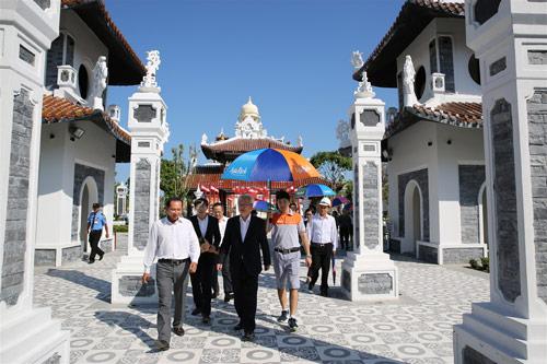 Đại sứ Ấn Độ và Đại sứ Hàn Quốc tại Việt Nam tham quan Asia Park - 3