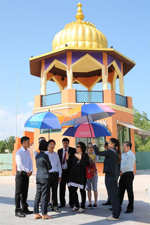 Đại sứ Ấn Độ và Đại sứ Hàn Quốc tại Việt Nam tham quan Asia Park - 5