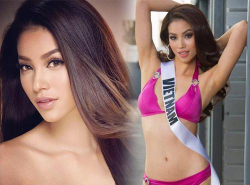 11 mỹ nữ đạt chuẩn đẹp mới tại Hoa hậu Hoàn vũ 2015 - 1