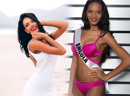 11 mỹ nữ đạt chuẩn đẹp mới tại Hoa hậu Hoàn vũ 2015 - 11