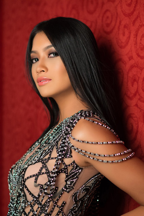 11 mỹ nữ đạt chuẩn đẹp mới tại Hoa hậu Hoàn vũ 2015 - 9