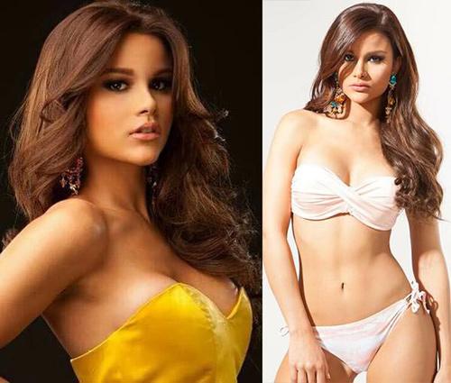 11 mỹ nữ đạt chuẩn đẹp mới tại Hoa hậu Hoàn vũ 2015 - 4