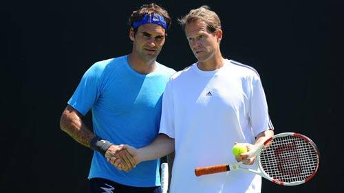 Federer đi tìm sự nổi loạn - 1