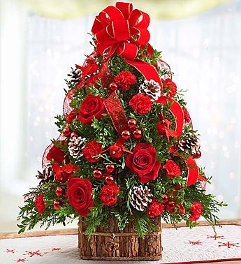Làm cây thông Noel kết hoa lộng lẫy cho mùa Giáng sinh - 11