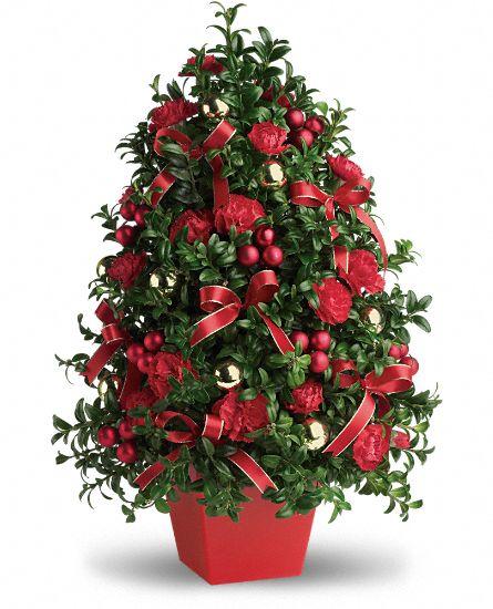 Làm cây thông Noel kết hoa lộng lẫy cho mùa Giáng sinh - 13