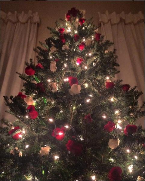 Làm cây thông Noel kết hoa lộng lẫy cho mùa Giáng sinh - 4