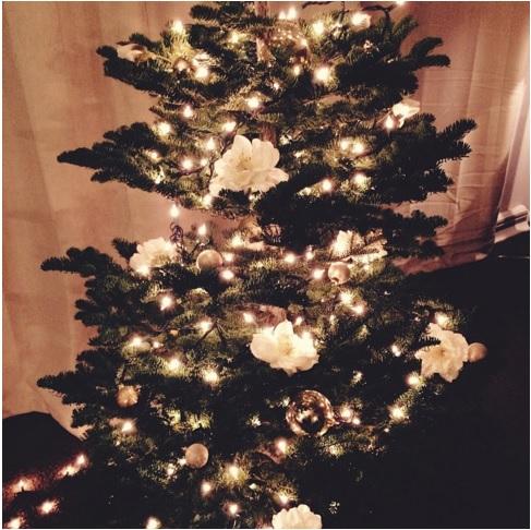 Làm cây thông Noel kết hoa lộng lẫy cho mùa Giáng sinh - 5