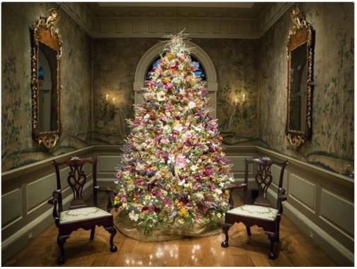 Làm cây thông Noel kết hoa lộng lẫy cho mùa Giáng sinh - 7