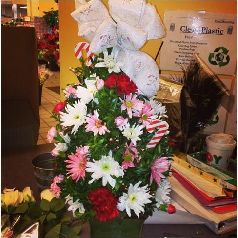 Làm cây thông Noel kết hoa lộng lẫy cho mùa Giáng sinh - 9