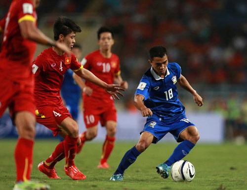 Bóng đá Việt Nam học gì từ Thái Lan và các nước ĐNA? - 1