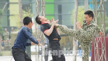 Cận cảnh võ thuật siêu phàm của đặc công Việt Nam - 1