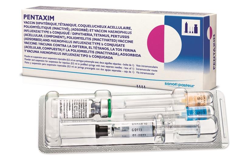 Không tăng giá vắc-xin 5 trong 1 Pentaxim - 1