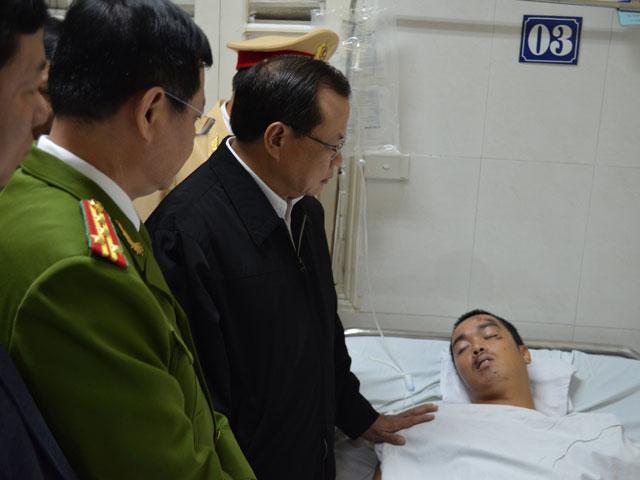 Ông Phạm Quang Nghị: Xử nghiêm lái xe tải kéo lê CSGT - 1