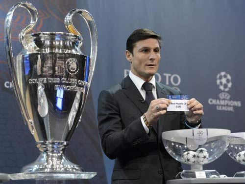 Bốc thăm Cup C1: Nghi án dàn xếp có lợi cho Real - 2