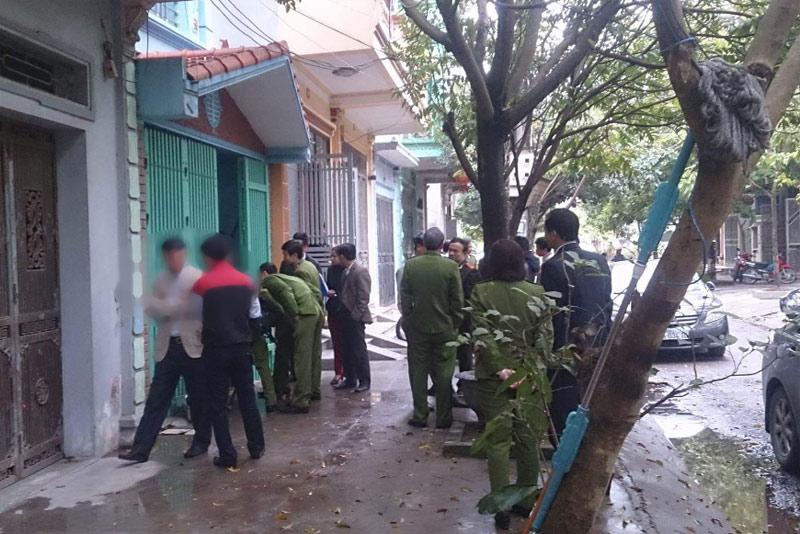 Thông tin về vụ nổ súng vào nhà Trưởng CATP Phủ Lý - 2