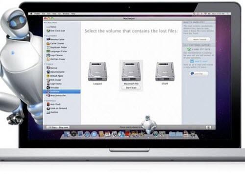Lộ thông tin cá nhân của hơn 13 triệu người dùng Mac OS - 1