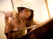"""Các môn thể thao khác - Kaori Ebe: Nữ """"phù thủy"""" xinh đẹp làng bi-a"""
