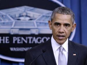 Thế giới - Obama: Mỹ đang dồn toàn lực đánh IS