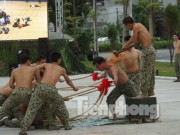 Thể thao - Cận cảnh võ thuật siêu phàm của đặc công Việt Nam