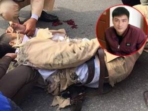 """An ninh Xã hội - Tài xế xe tải tông CSGT bị khởi tố tội """"Giết người"""""""
