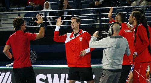 """Tennis Ngoại hạng: Murray khiến Federer 2 lần """"ôm hận"""" - 2"""