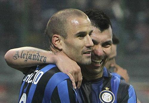 Inter – Cagliari: Đẳng cấp chênh lệch - 1