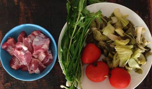 3 món ăn ngon được chế biến từ sườn heo - 1