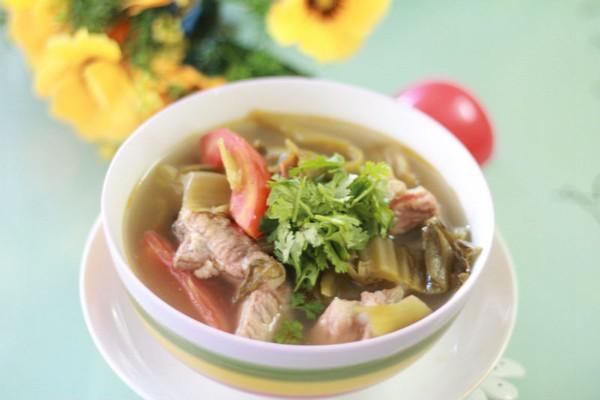 3 món ăn ngon được chế biến từ sườn heo - 4