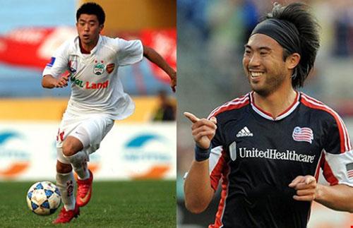 Lee Nguyễn 'mơ' V-League? - 1
