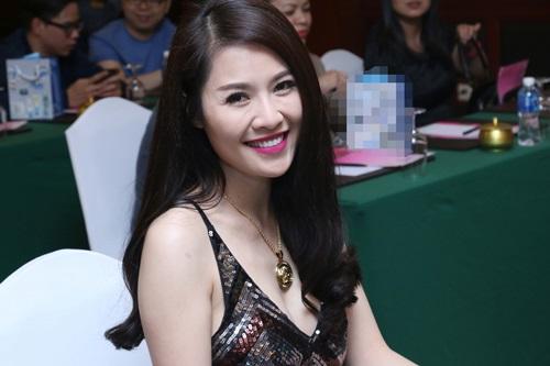 Bà bầu Phi Thanh Vân tăng cân chóng mặt - 7