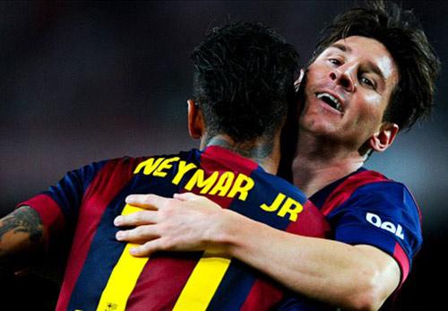 Thành Manchester và cuộc chiến 1 tỷ bảng vì Messi, Neymar - 2