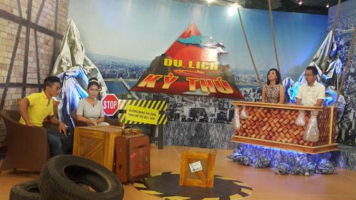 """""""Du lịch kỳ thú"""": Truyền hình thực tế đưa sao Việt khám phá xứ sở mặt trời mọc - 3"""