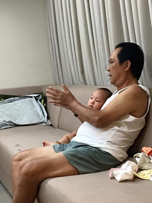 Facebook sao 16/12: Trần Lập bất ngờ khoe ảnh cơ bắp manly - 8