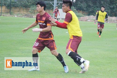 Đấu CLB Nhật, Miura đau đầu vì U23 VN sút phạt kém - 12