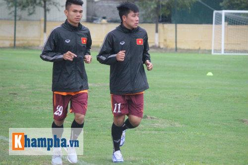 Đấu CLB Nhật, Miura đau đầu vì U23 VN sút phạt kém - 5