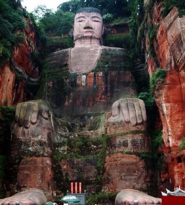 Bí ẩn bức tượng Phật 4 lần rơi lệ ở Trung Quốc - 2
