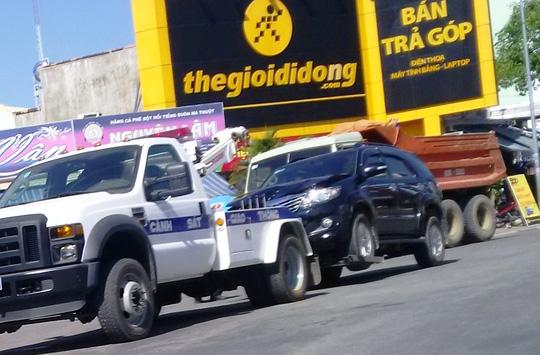 Phê chuẩn quyết định khởi tố Viện trưởng VKS gây tai nạn - 1