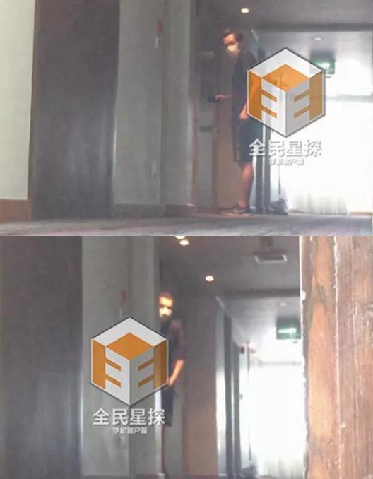Clip: 'Soái ca' Chung Hán Lương bí mật hẹn gặp vợ con - 10