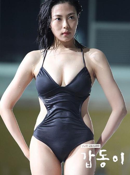 10 mỹ nhân mặc áo tắm đẹp nhất Hàn Quốc - 1